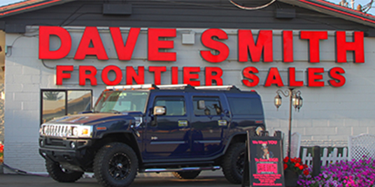 Dave Smith Frontier Sales And Services Phone 888 868
