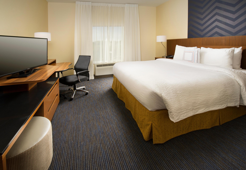 Fairfield Inn & Suites by Marriott Nashville Downtown/The Gulch image 12