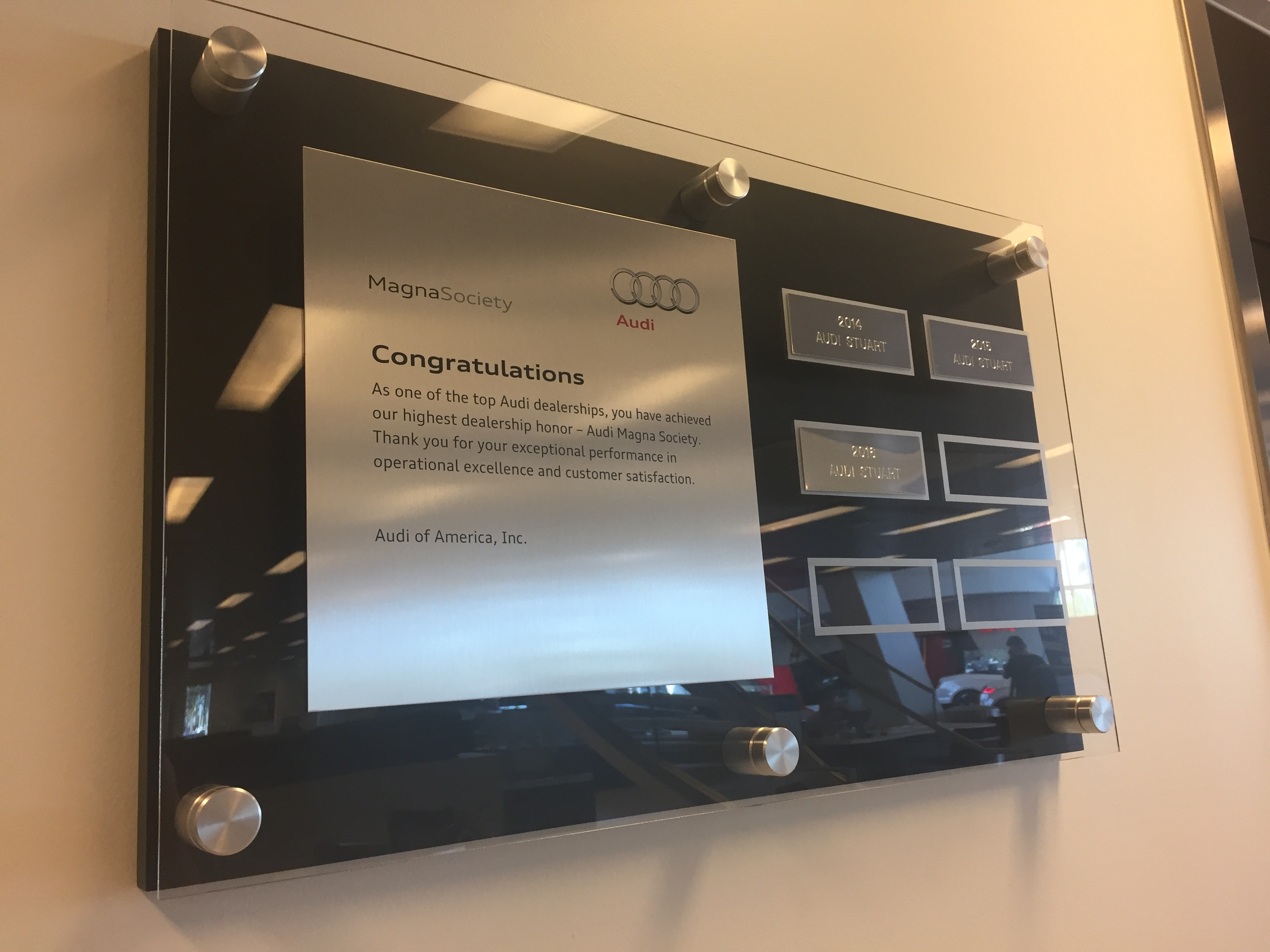 Audi Stuart SE Federal Highway Stuart FL Auto Dealers MapQuest - Audi stuart