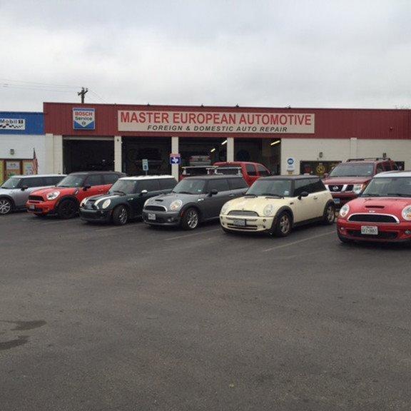 Master European Automotives
