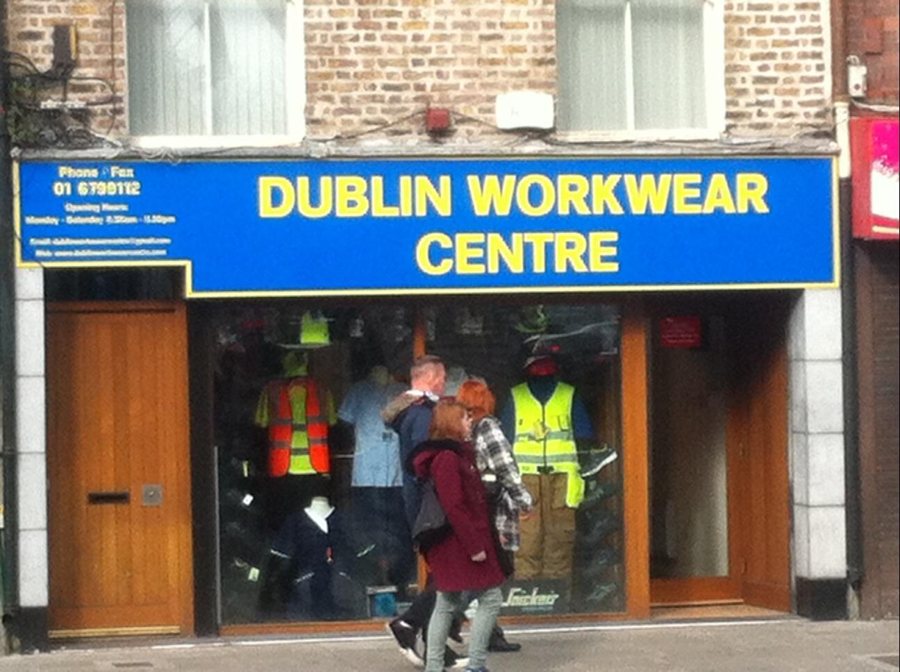 Dublin Workwear Centre 2