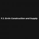 Ervin F J Construction & Supply