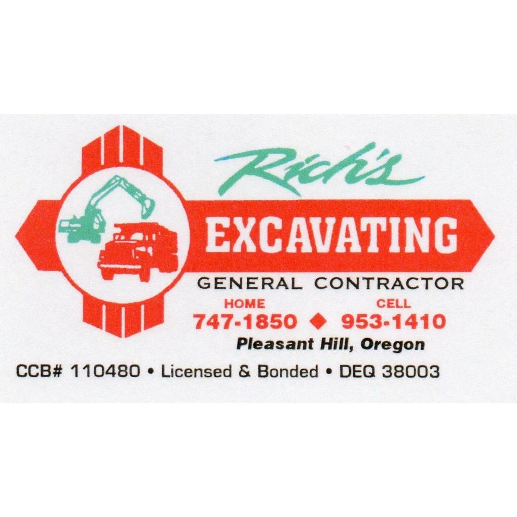 Rich's Excavating image 0