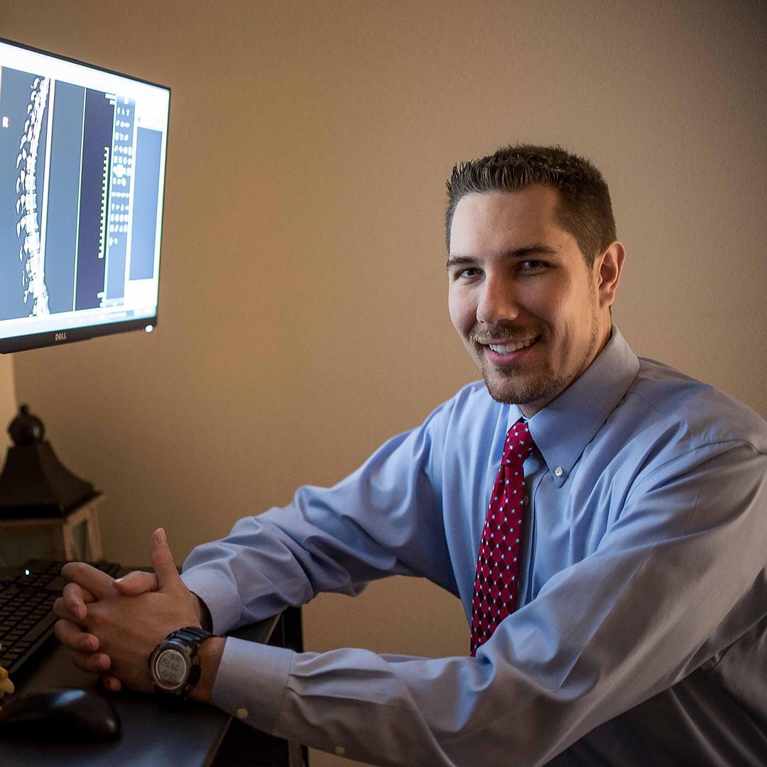 Dr. Brad Bartel of Lakeland's Advanced Spinal Care Chiropractic Medspa