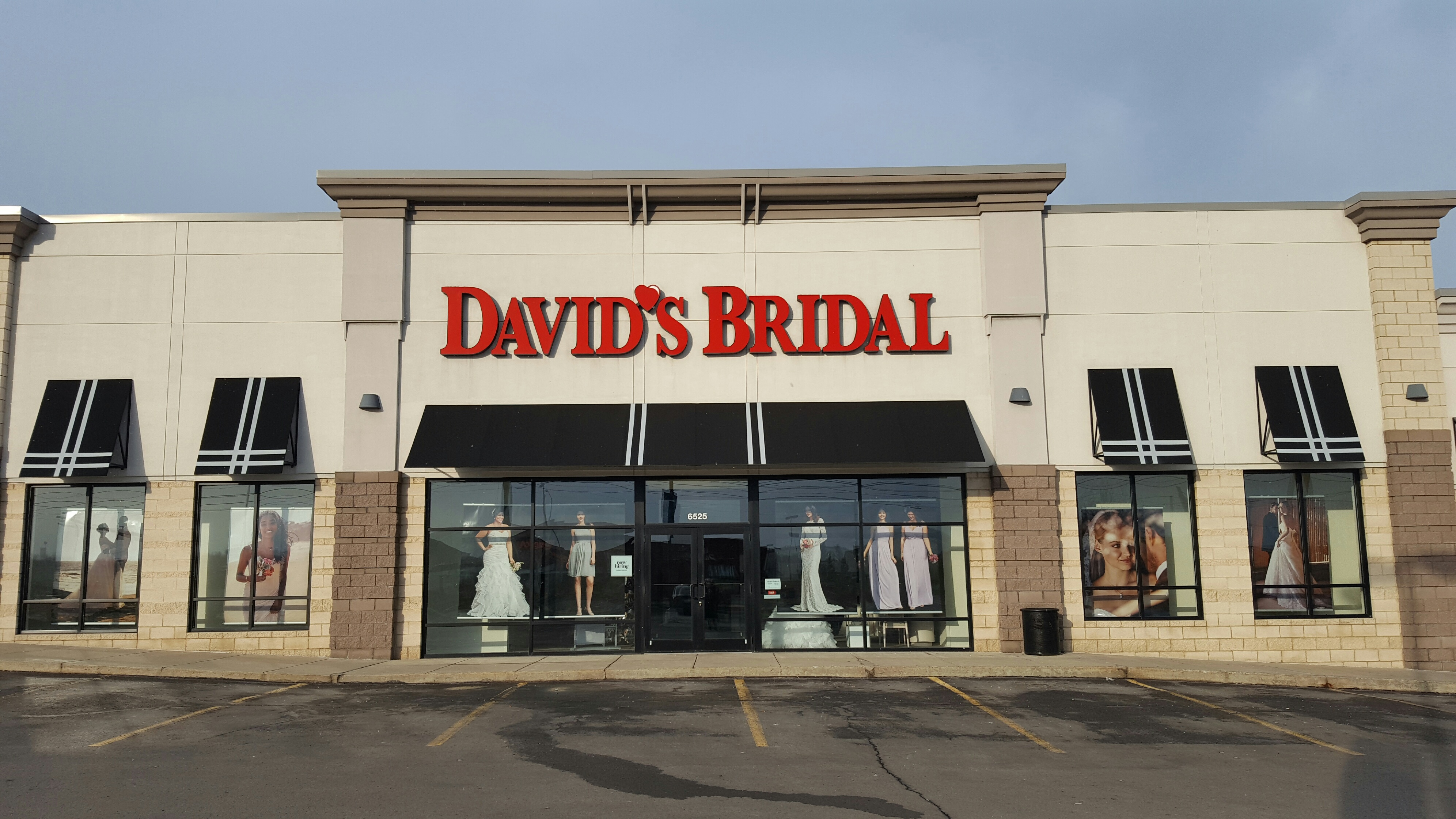 David 39 s bridal 6525 robinson centre drive pittsburgh for Wedding dress shops in pittsburgh pa