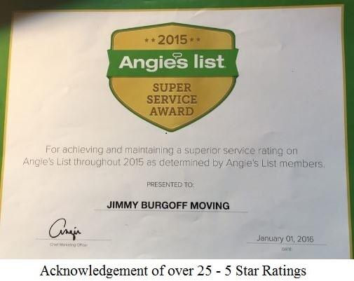 Jimmy Burgoff Moving & Hauling image 9