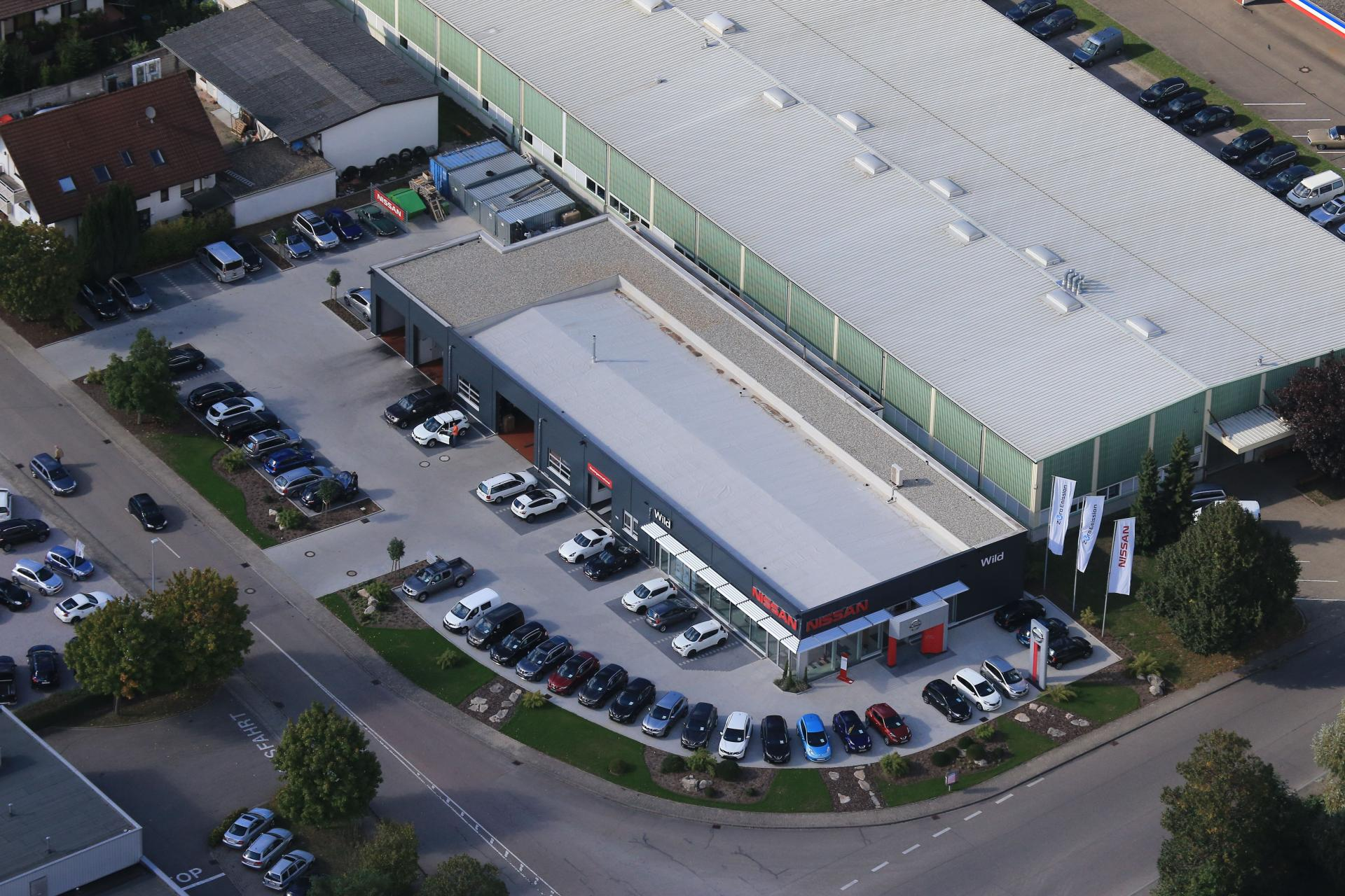 Bild der Autohaus Wild GmbH