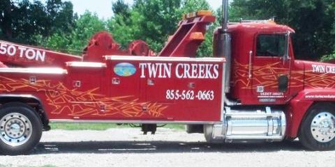 Twin Creeks Towing