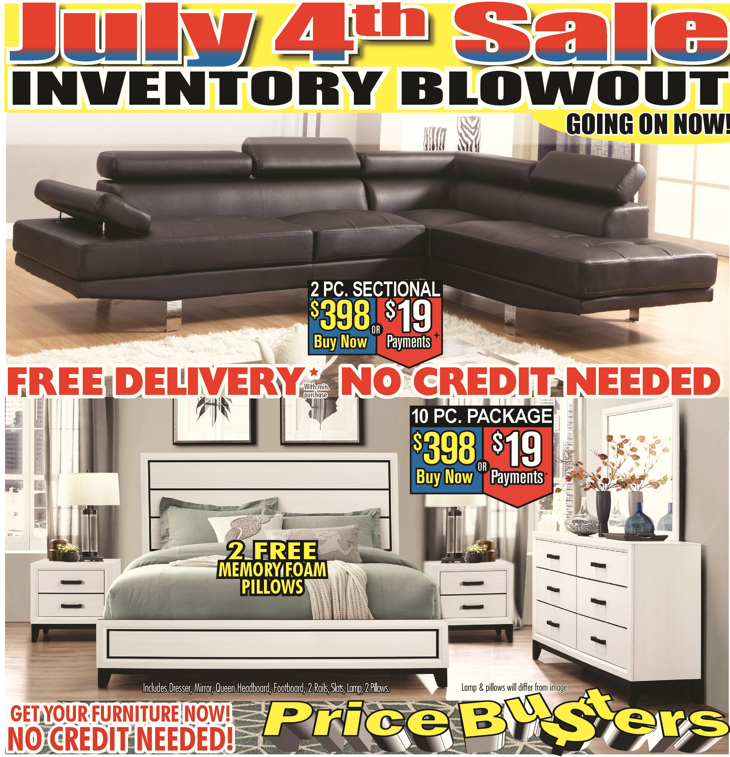 Price Busters Discount Furniture image 0