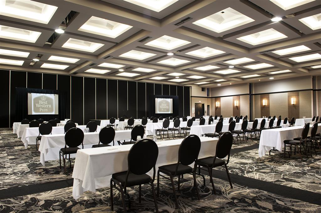 Best Western Plus Hotel Universel Drummondville à Drummondville: Banquet Room
