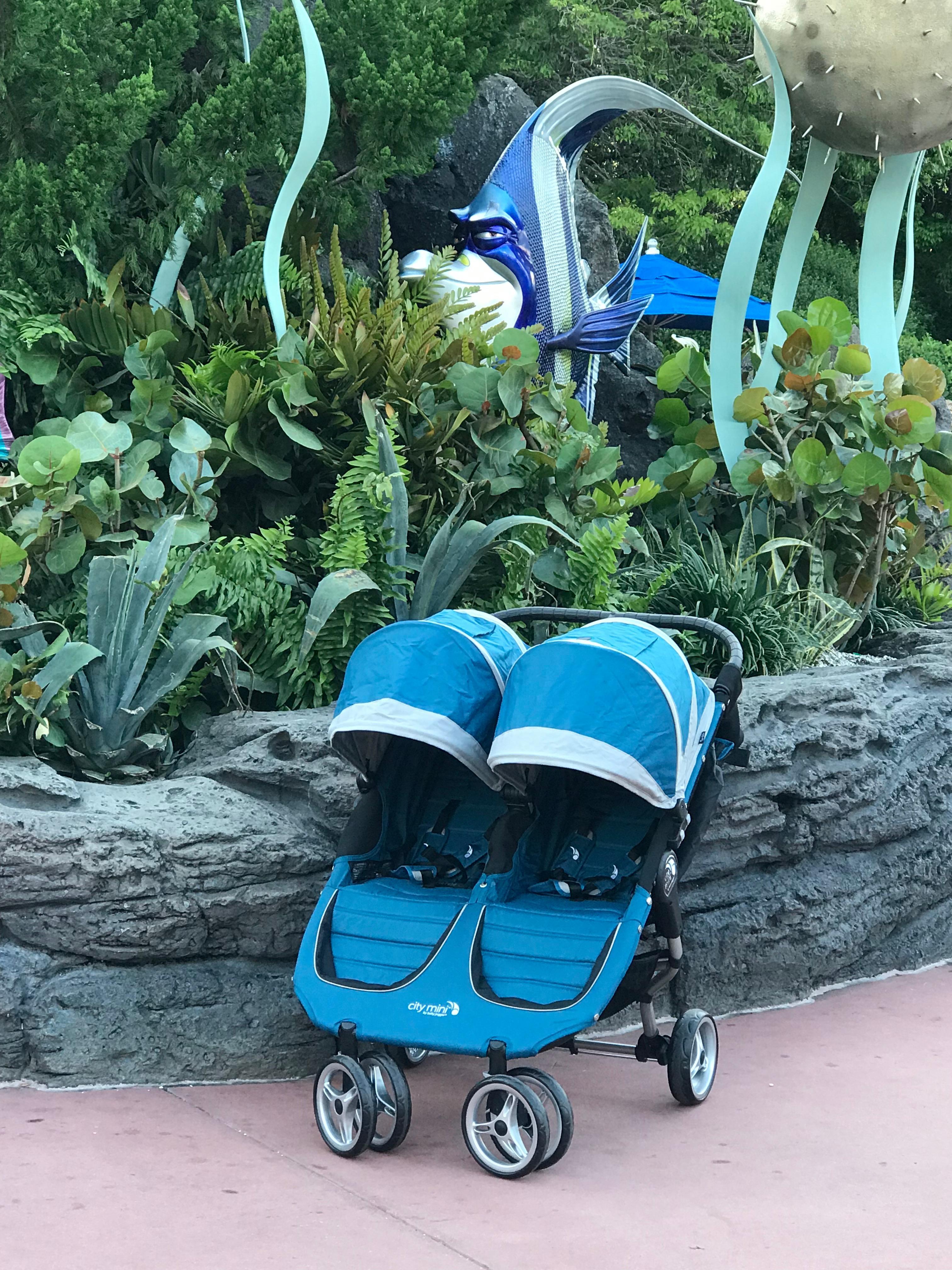 Stroller Rentals Disney image 16