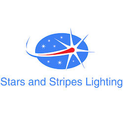 Stars and Stripes Lighting