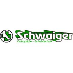 Logo von Schwaiger Orthopädie-Schuhtechnik