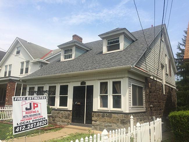 J P Roofing & Metal Buildings, Inc. image 2