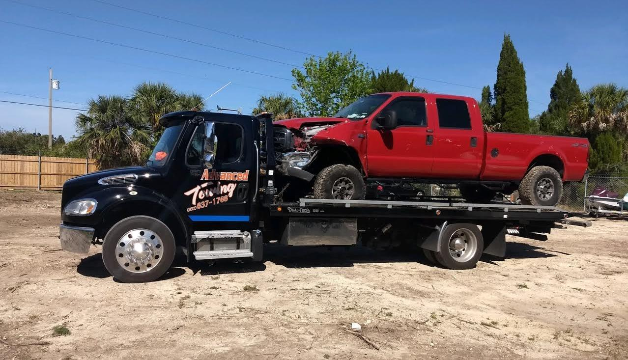 Advanced Towing image 19