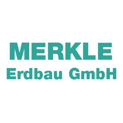 Logo von MERKLE Erdbau GmbH