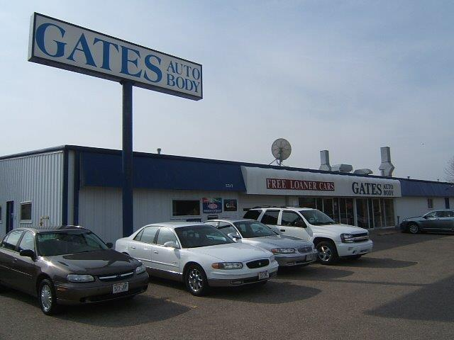 gates collision centers madison east in madison wi 608 249 7