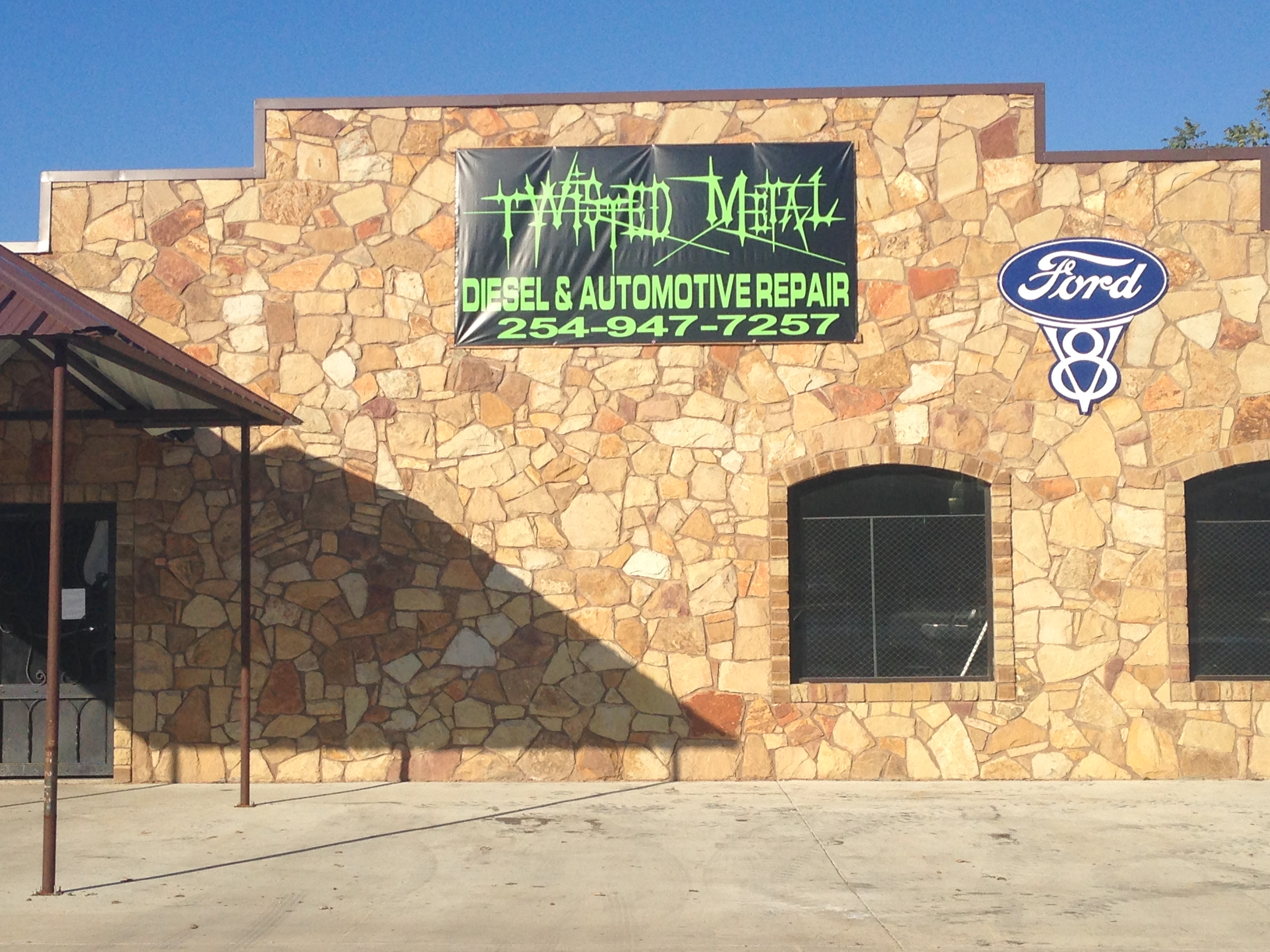 Twisted Metal Automotive In Salado TX Whitepages