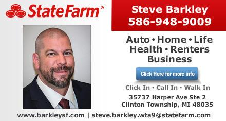 Steve Barkley - State Farm Insurance Agent image 0