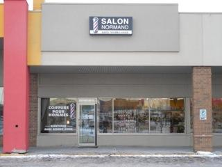 Salon Normand Inc in Lévis