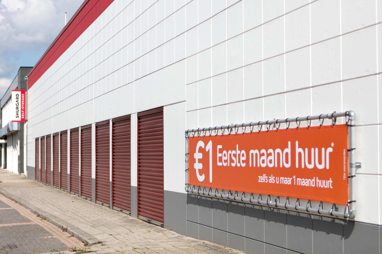 Shurgard Self-Storage Utrecht Franciscus