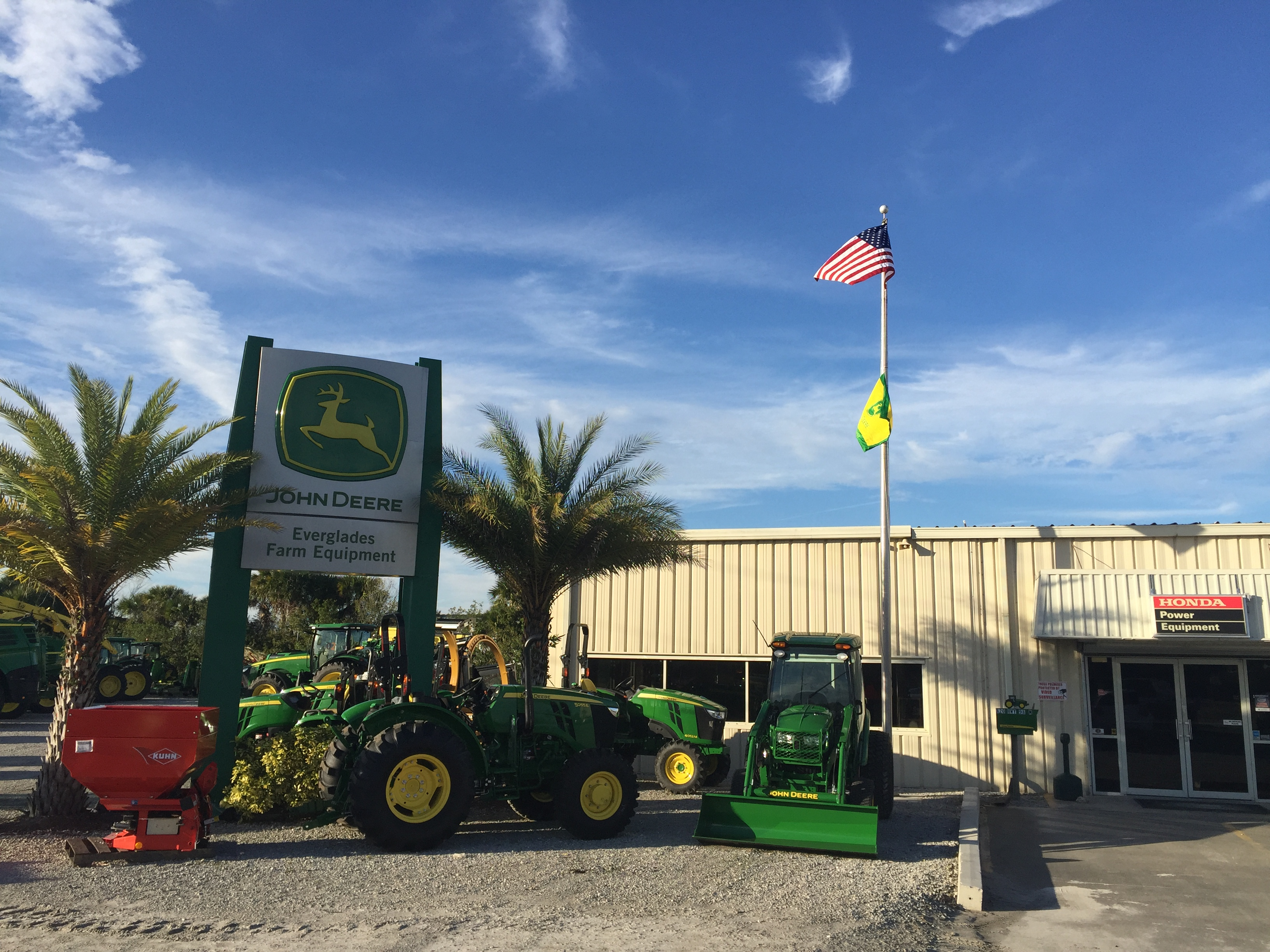 Everglades Equipment Group