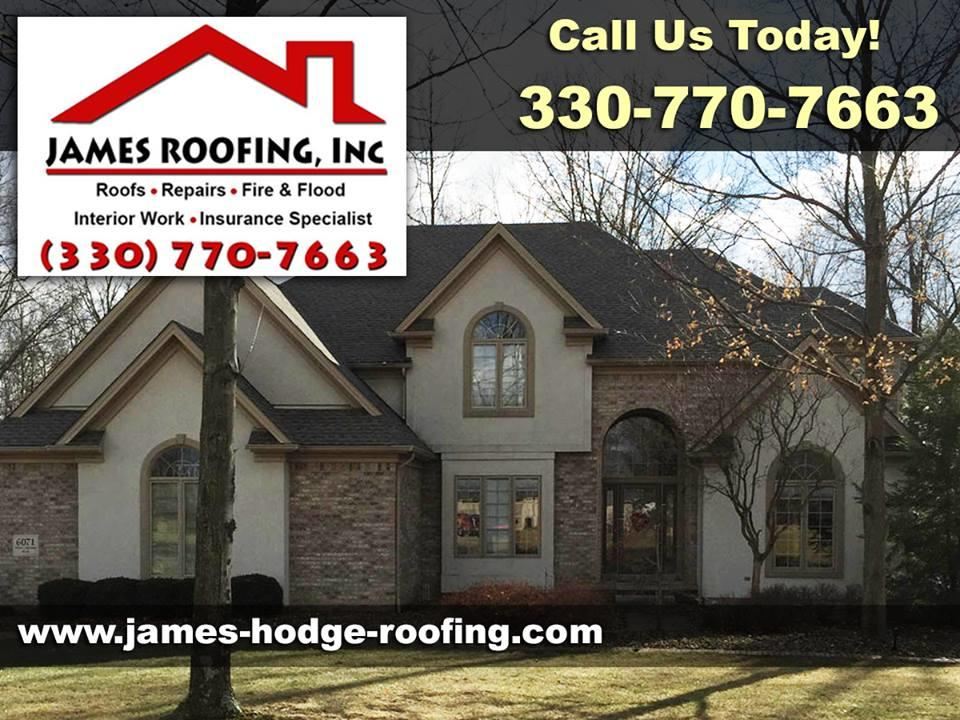James Roofing, Inc image 1