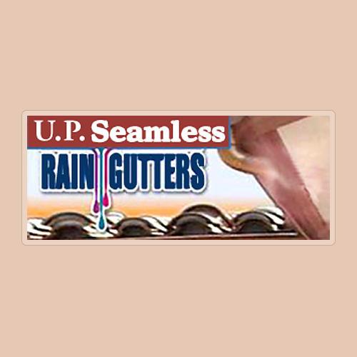 U.P. Seamless Rain Gutters image 0