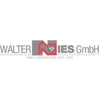 Logo von Bedachungsgeschäft Walter Nies GmbH