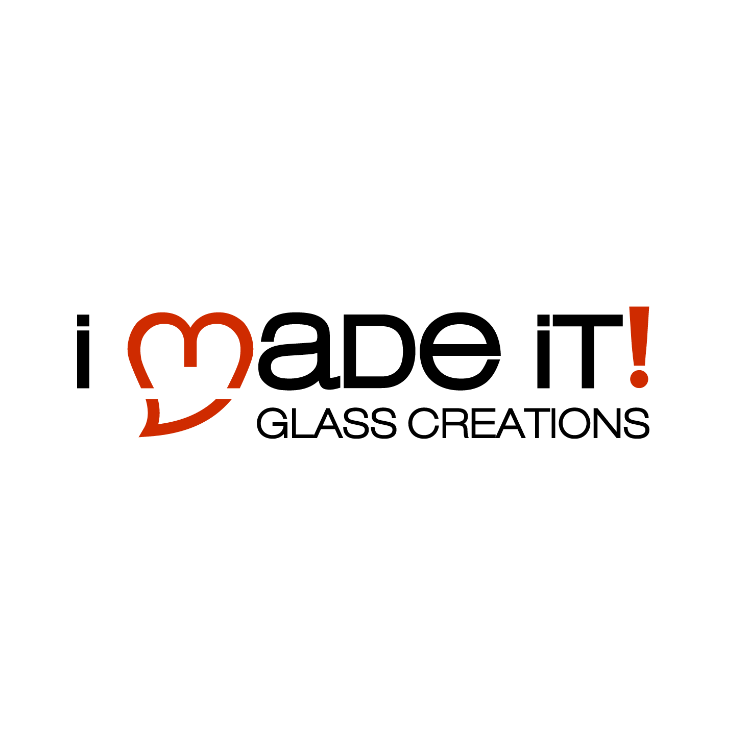 I Made It! Glass Creations