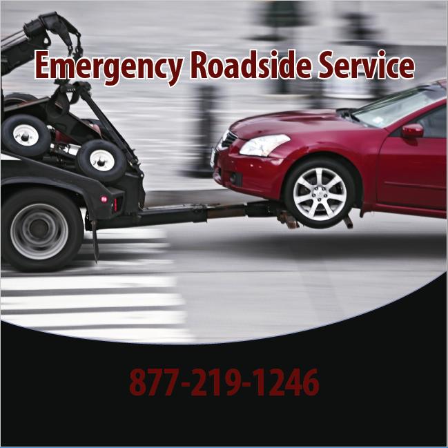 Emergency Roadside Service - Chicago, IL 60628 - (877)219-1246   ShowMeLocal.com