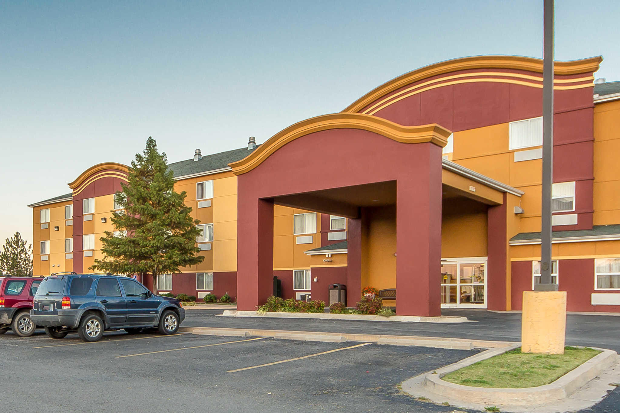 Lucky Star Casino  Concho Oklahoma