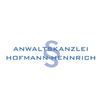 Logo von Rechtsanwaltskanzlei Hofmann-Hennrich