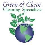 Green and Clean Cleaning Specialists - ad image