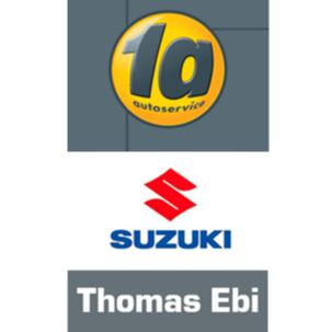 Logo von Ebi Thomas 1a Autoservice, Suzuki Servicepartner