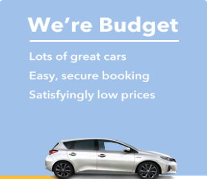 Budget Car Rental Ireland 3