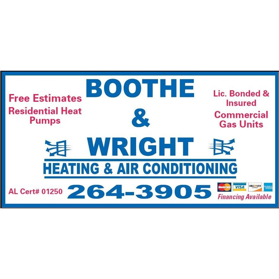 Boothe And Wright Heating & Air Conditioning