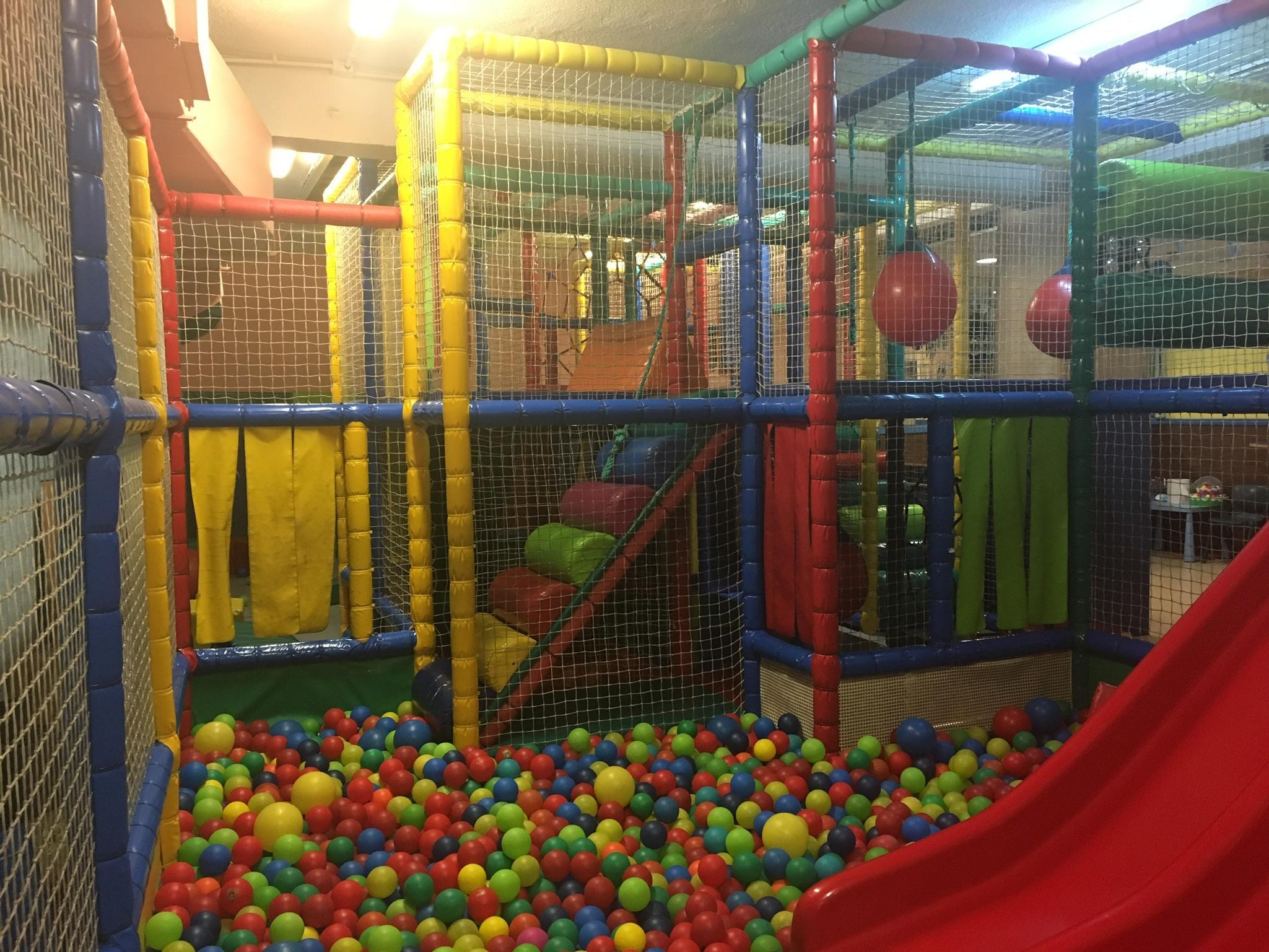 Al Trote Zona Infantil