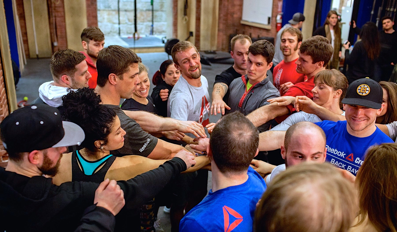 Reebok CrossFit Back Bay image 2