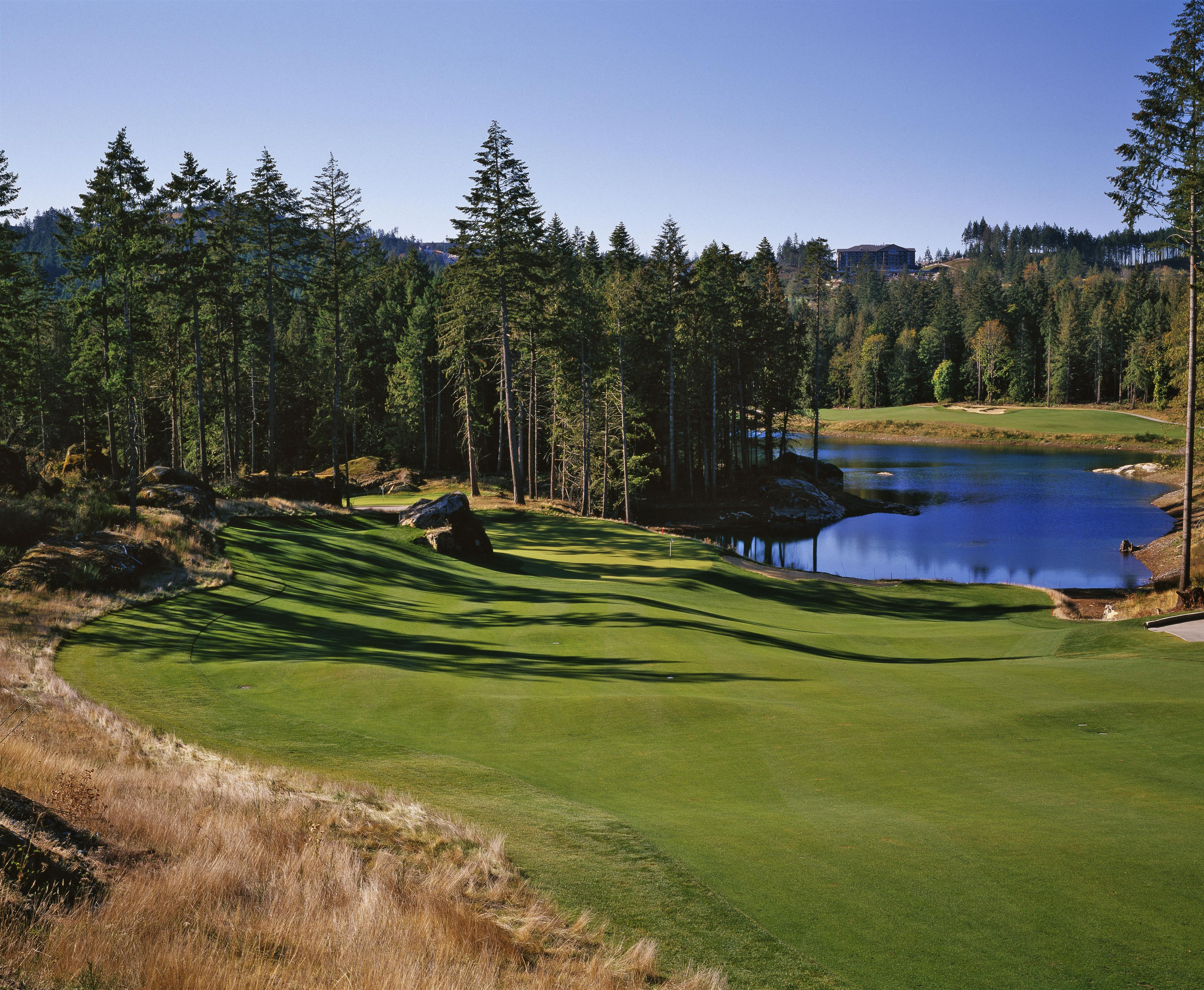 The Westin Bear Mountain Golf Resort & Spa, Victoria in Victoria: Valley Hole #13