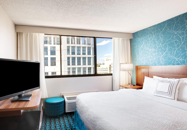 Fairfield Inn & Suites by Marriott Charlotte Uptown image 14