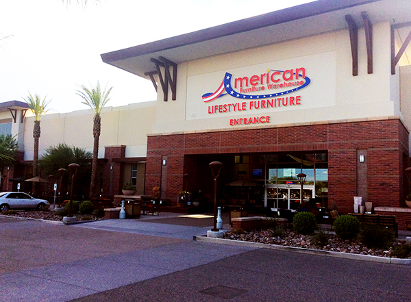 American furniture warehouse in gilbert az 85296 citysearch for American furniture store