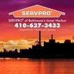 SERVPRO of Baltimore's Inner Harbor
