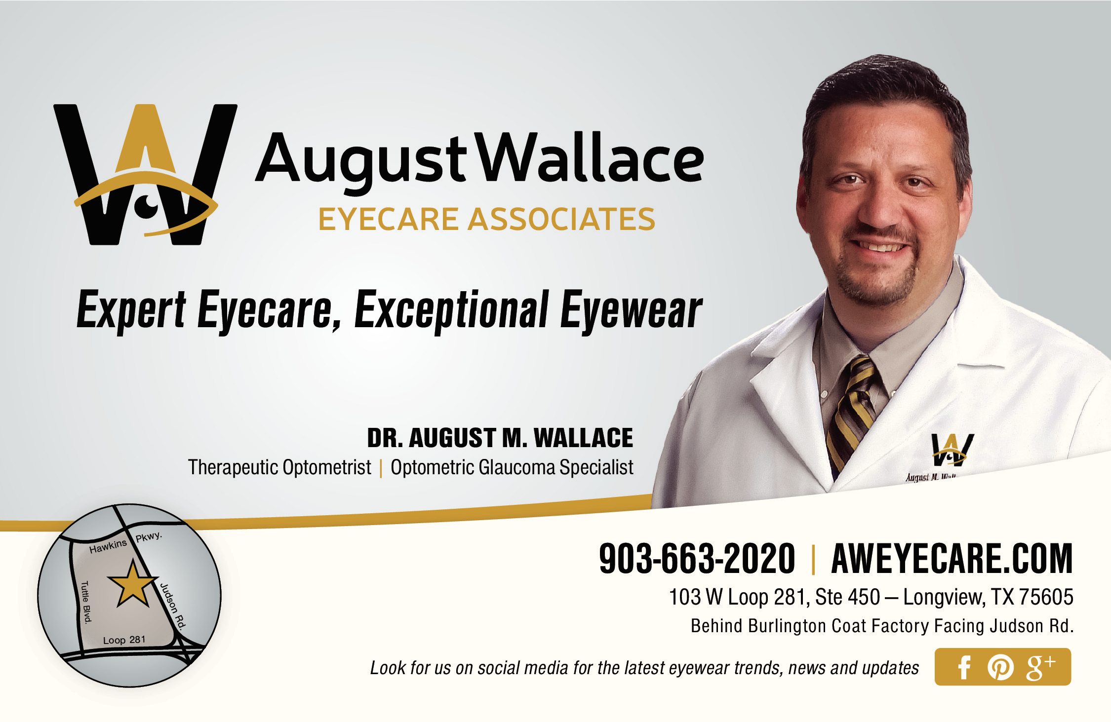 August Wallace Eyecare Associates image 0