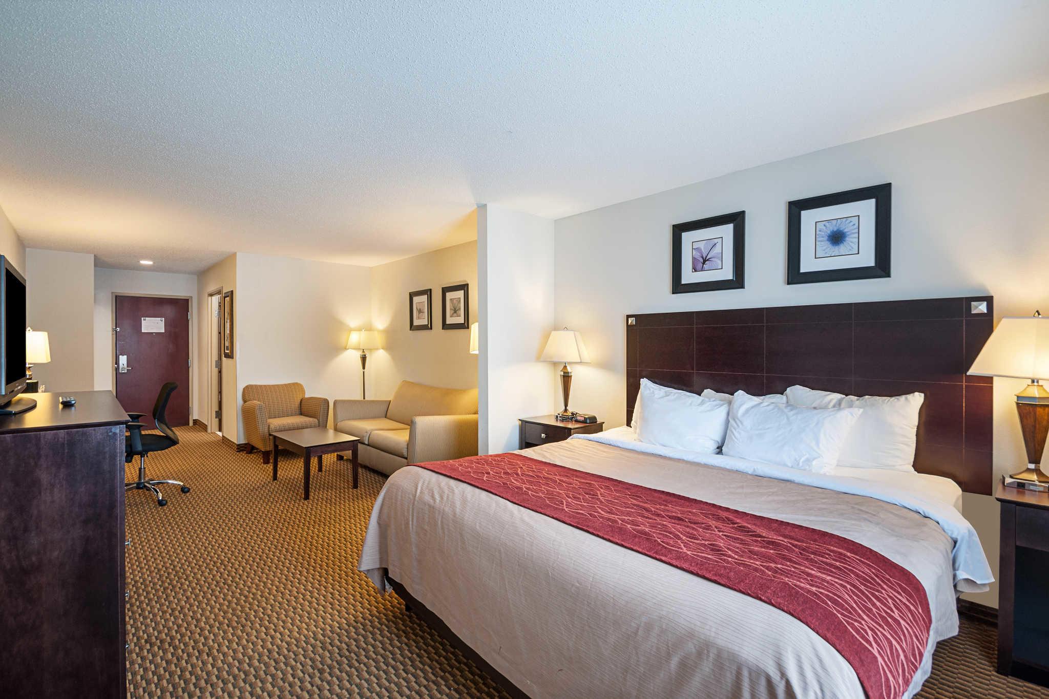 Comfort Inn & Suites Cambridge image 23