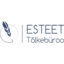 Esteet OÜ - tõlkebüroo logo