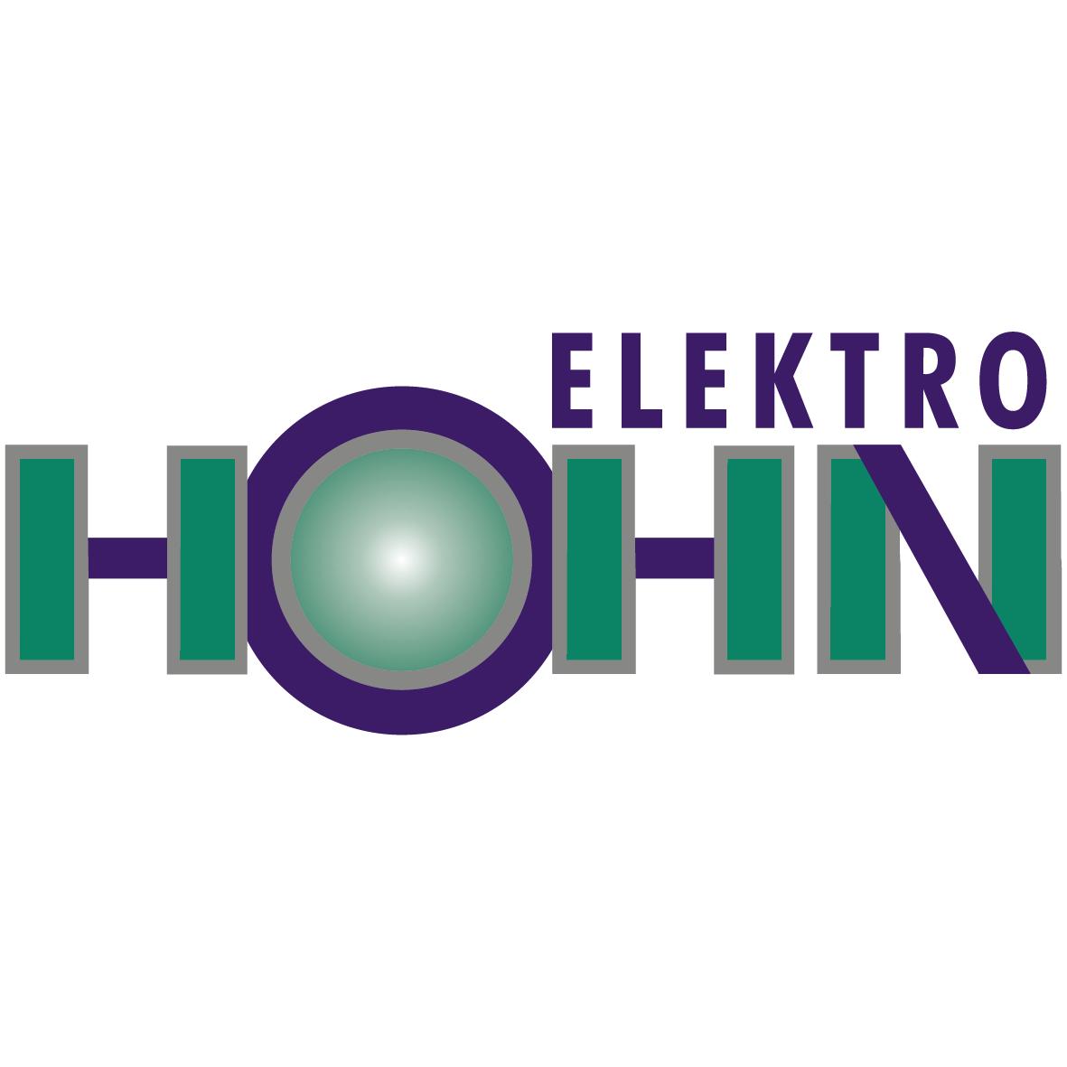 Logo von Elektro Hohn