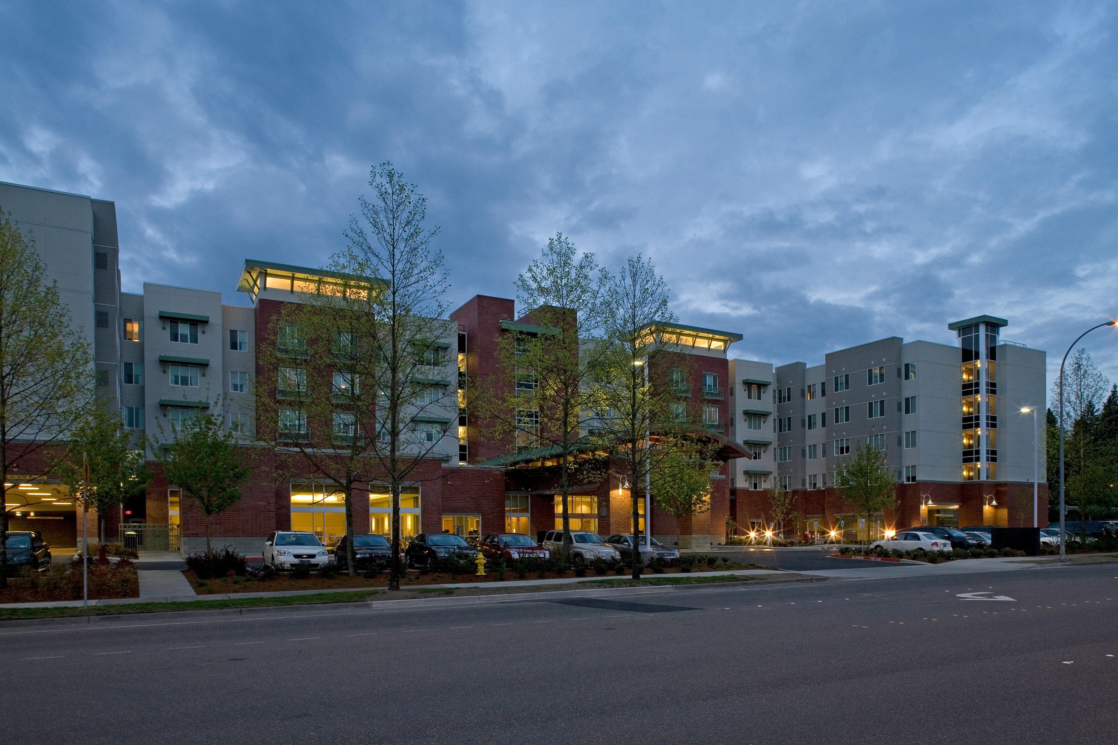 hyatt house seattle bellevue in bellevue wa 425 747 2. Black Bedroom Furniture Sets. Home Design Ideas