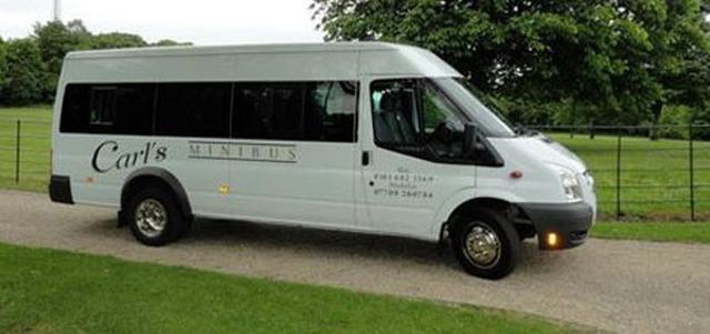 Carl's Minibus