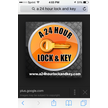 A 24 Hour Lock and Key